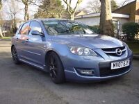 2007 Mazda Mazda3 2.3 MPS TURBO 5 DOOR HATCH AERO STYLING