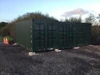 Secure Storage, 20ft steel container hire, Llantrisant / Tonyrefail , RCT