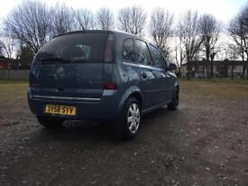 Vauxhall Meriva Life Twinport