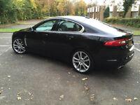 Good condition and looks good Jaguar XF Xenon headlight