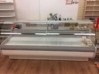 Meat Counter in very good condition.