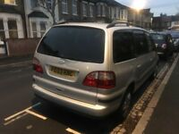 FORD 7 SEATS FORD GALAXY-1.9 TDi AUTOMATIC GEARBOX- FULL MOT HISTORY-VERY LOW ON FUEL-GREAT CAR