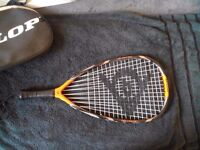 [DUNLOP VENOM 180] Racquetball Racket (like new)