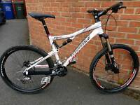 Cannondale RZ120 All mountain bike
