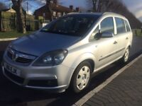 Vauxhall ZAFIRA Automatic 70K miles Excellent condition 7 Seater Lovely car Long MOTnTax Good Tyres