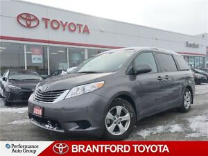 2016 Toyota Sienna LE, Carproof Clean, Heated Seats, TCUV Eligia