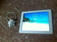 Ipad 3 16gb with charger