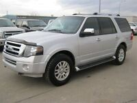 2012 Ford Expedition Limited 4x4 Heat\Cool Leather Moonroof 8 Ps