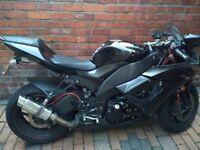 Kawasaki Ninja zx10r 2008 not cbr fireblade r1 r6 gsxr 600 1000 zx6r track bike bargain