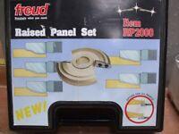 FREUD Raised Panel Set For Spindle Moulder