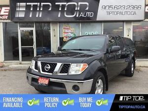 2008 Nissan Frontier LE ** 4X4, Low KMs, Great Shape **
