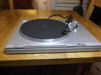 Akai AP-D2 direct drive turntable fitted with new stylus