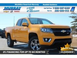2018 Chevrolet Colorado Z71 Extended Cab*REMOTE START,BEDLINER,H