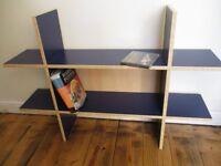 Shelves Ikea, blue