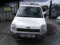 FORD TRANSIT CONNECT 1.8 TDCI £695 NO VAT