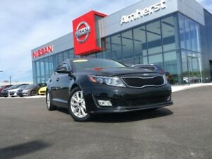2015 Kia Optima EX LOCAL TRADE - LEATHER!!