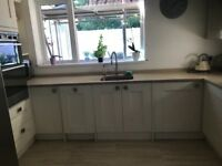 Fully fitted kitchen inc white goods
