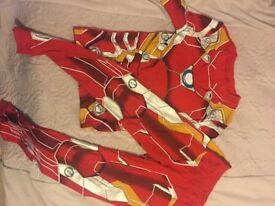Boys Iron Man Pyjamas