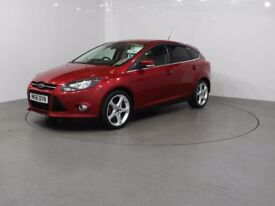 FORD FOCUS TITANIUM (red) 2011