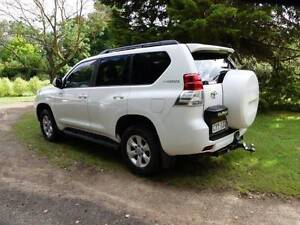2013 Toyota LandCruiser Wagon Goulburn Goulburn City Preview