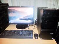 Advent SE1101 Desktop PC Full Setup