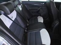 SKODA OCTAVIA 2.0 TDI CR VRS 5DR DSG Auto (silver) 2012