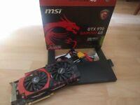 MSI GTX 970 4G gaming edition