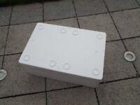 POLYSTYRENE Cool Box