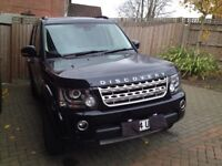 2014 Land Rover discovery 4 hse