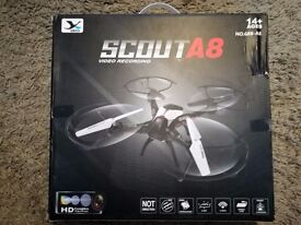 RC Quadcopter (no camera) **NEW**