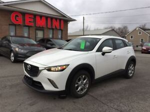 2016 Mazda CX-3 GS Leather Sun Roof Mint Condition
