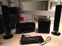 Samsung 2.1 sound system