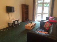 lovely double room available in a Victorian house share