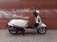 125cc Baotian Monza £800