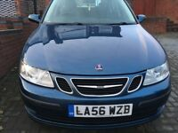 Saab 9-3, Low Mileage, Very good condition, Automatic & Manual Diesel VERY WELL LOOKED AFTER