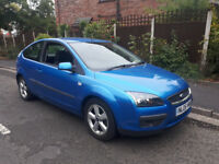 2005 Ford Focus 1.6 Zetec FSH! Long MOT! Cheap reliable bargain