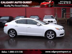 2013 Acura ILX Premium Pkg BACK UP CAMERA/LEATHER/ROOF/LOW KM