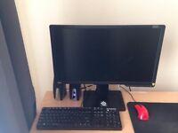 144hz BenQ XL2411Z gaming monitor