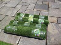 4 rolls of Artificial Turf