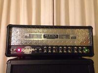 MESA Boogie Dual Rectifier Reborn Multi-Watt ( 100 / 50 watt ) Amplifier head