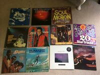 """Pop and Soul Records - BUYER COLLECTS [ 70s-80s x Approx 45 x LPs - 50 x 7"""" Singles ]"""