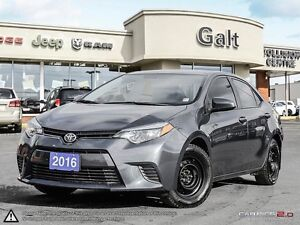 2016 Toyota Corolla CE | NOT A RENTAL | HEATED SEATS | BLUETOOTH