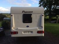 2004 Bailey pageant Moselle fully serviced and ready to go