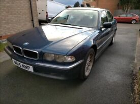 image for BMW, 728i  Saloon, 2000, Semi-Auto, 2793 (cc), 4 doors