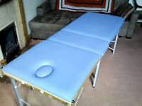 """Treatment Couch / Massage Table, 26"""" 'New Concept'"""