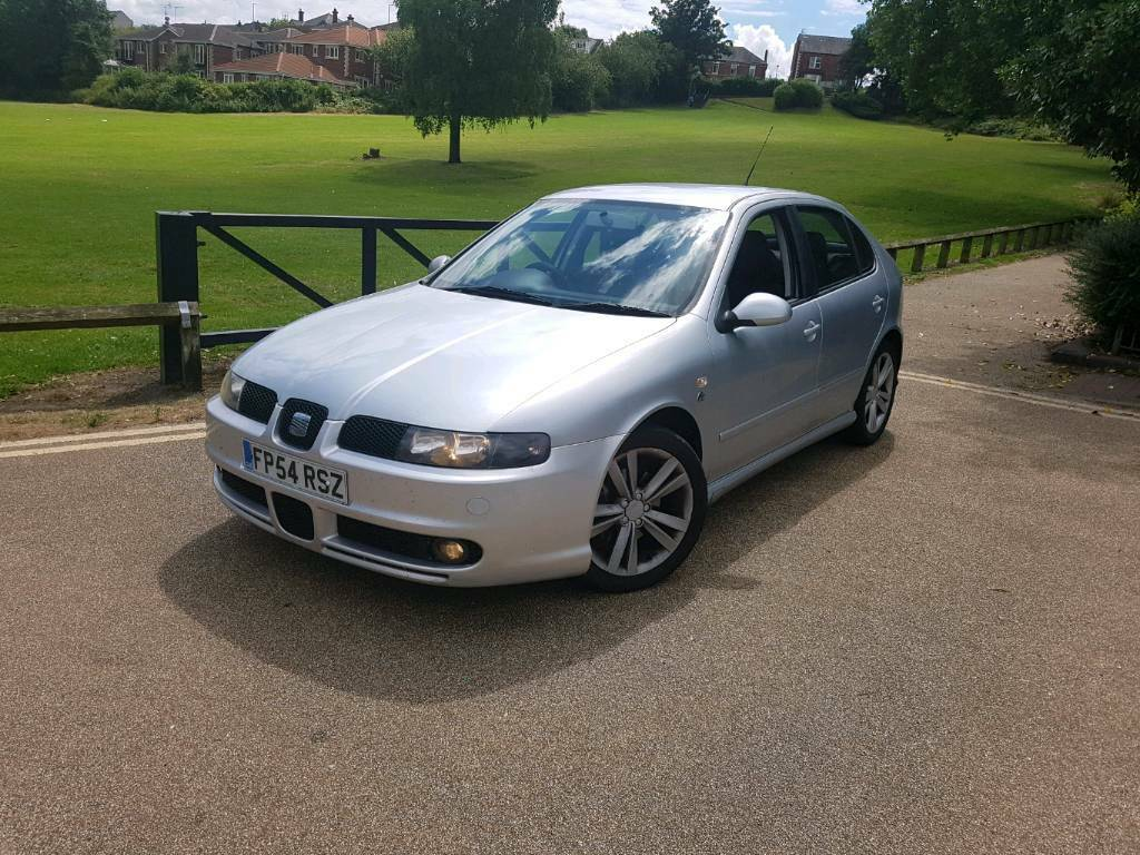 2005 54 seat leon genuine fr 1 9 diesel tdi 150pd arl fsh 6 speed cupra in sheffield south. Black Bedroom Furniture Sets. Home Design Ideas
