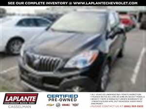 2013 Buick Encore CXL Leather, Roof, Htd Steering