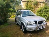 Suzuki grand vitara we 3dr