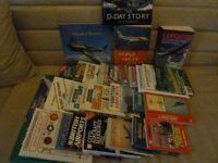 Aircraft Book collection..