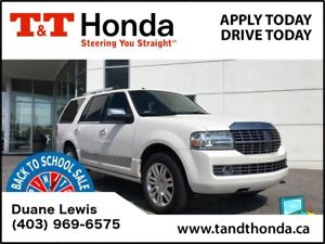 2013 Lincoln Navigator **C/S*** One Owner, Heated/Cooled Seats,